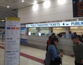 venezia aeroporto autopbuss biglietteria