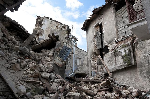 Earthquake Modena 2012