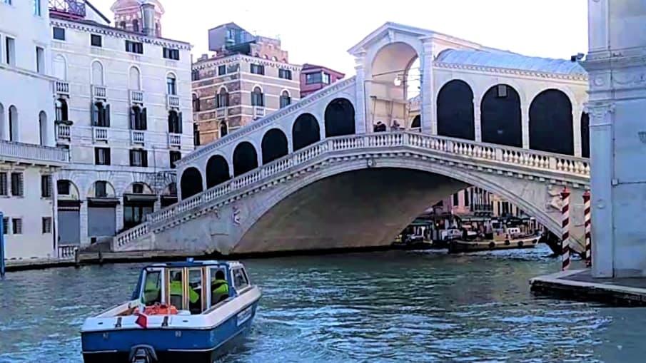 destinazione venezia