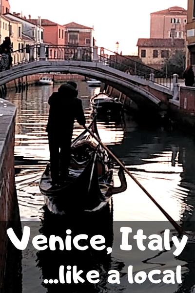 Venice like a local