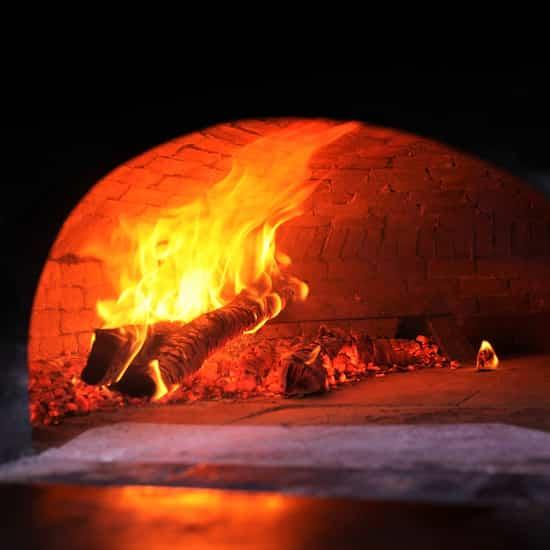 open fire venice